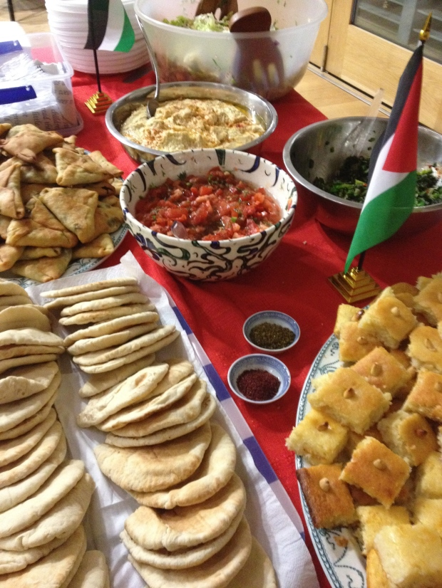 A delicious spread - Photo: Kirsty Hall