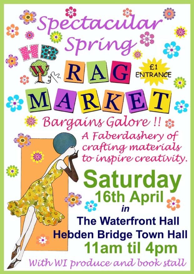 Spring 2016 Rag Market