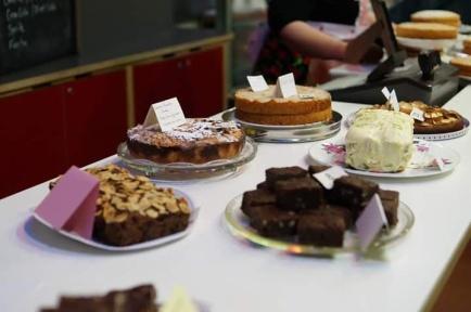 Tasty cakes